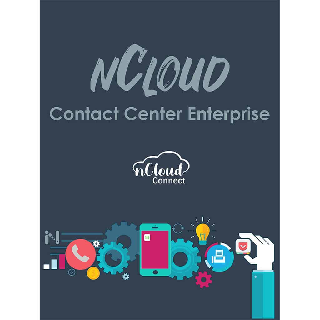 nCloud Enterprise business contact center solution, call center