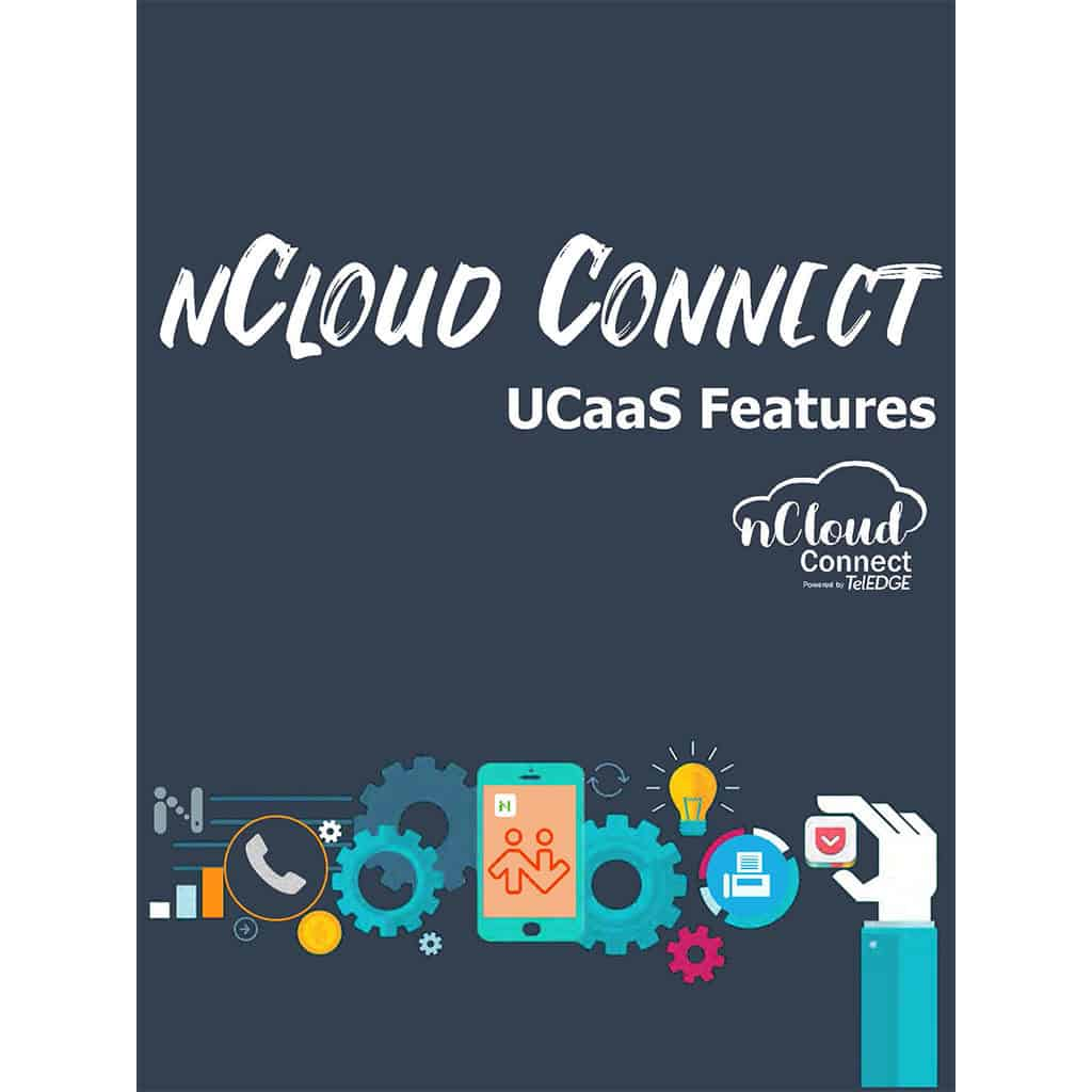ncloud connect UCaaS features image